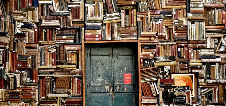 Bücher Minimalismus aussortieren ausräumen
