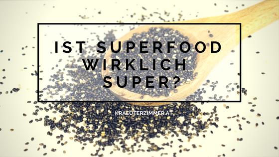 Superfood, Kräuterzimmer, Chia, Goji