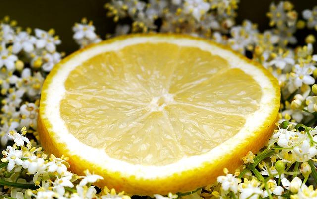 Holunder-und-Zitrone